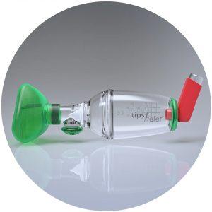 Comment utiliser une chambre d'inhalation ?