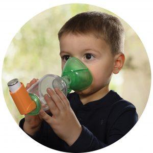 Quel est l'utilité d'une chambre d'inhalation ?