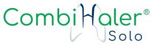 CombiHaler Solo : chambre d'inhalation pour circuit de ventilation pour aérosol-doseur