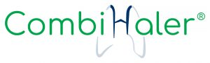 CombiHaler : chambre d'inhalation pour circuit de ventilation pour aérosol-doseur et nébuliseur