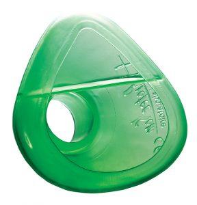 Masque d'inhalation cloisonné OrHal pour chambre d'inhalation