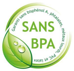 Chambre d'inhalation garantie sans Bisphénol A