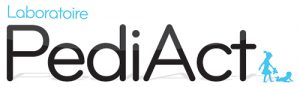Logo laboratoire PediAct